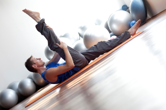 Pilates helps your body stay young, fit, and full of vitality.