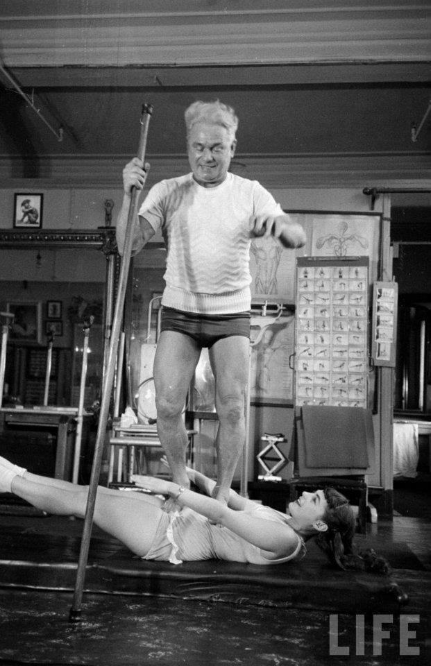 Joseph Pilates #Life